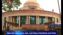 India welcomes Nepal parliament & provincial elections