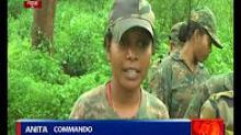 Good News: Chhattisgarh women join commando force to fight maoists