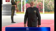 PM Modi arrives in Xiamen to attend BRICS Summit