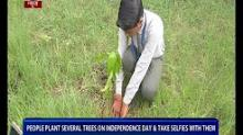 'Selfie with Sapling': If they can, why can't we?