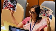 India exposes Pakistan's lies at UNGA