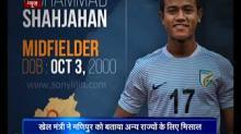 8 Manipuri players named in India's U17 WC squad