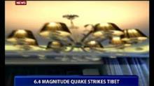 Magnitude 6.3 earthquake hits China-India border region
