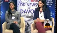 #DDNewsInDavos: Special interaction with women entrepreneurs