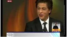 Many reasons why India's stock rising in the eyes of global community: Shahrukh Khan at WEF