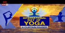 Special Broadcast | Curtain raiser of the International Day of Yoga 2020