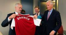EU's Brexit negotiator meets UK party leaders