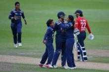 India fined for slow over-rate in second women's T20I against England