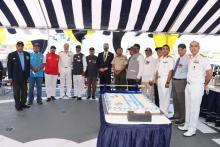 Bangladesh honours 1971 liberation war veterans of Indian Navy