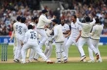 Lord's Test: Bowlers shine as India thrash England to take series lead