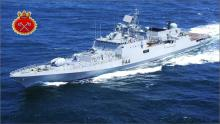 INS Tabar deployed to participate in joint exercises with friendly navies in Africa & Europe