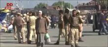 5 Civilians injured in grenade attack in Srinagar