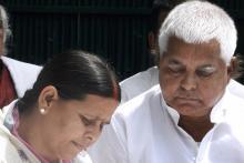 CBI registers case against Lalu Yadav & family