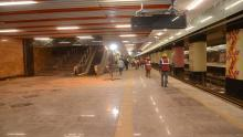 दिल्ली मेट्रो ने ढांसा बस स्टैंड मेट्रो स्टेशन पर बनाई पहली भूमिगत इंटिग्रेटेड पार्किंग