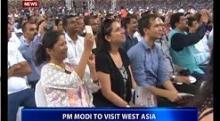 PM Modi to undertake 3 nation historic visit