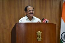 India is a treasure trove of traditional wisdom on agriculture: Vice President