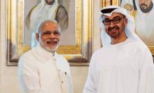 PM Modi holds telephonic conversation with Crown Prince of Abu Dhabi