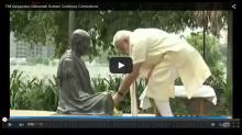 PM inaugurates Sabarmati Ashram Centenary Celebrations