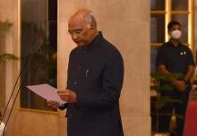 President Ram Nath Kovind made few transfers and appointments today, which will take effect from the dates they assume charge of their respective offices.