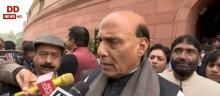 HM Rajnath Singh: Historic budget caters to every section of society