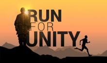 Union Minister Piyush Goyal paticipates in 'Run for Unity' in Delhi