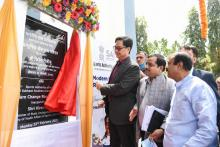 Huge boost for sports as Union Sports Minister Kiren Rijiju launches four infrastructure projects of Rs 50 crore at SAI Bangalore