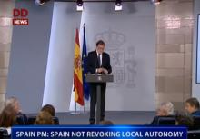 Catalonia regional elections in six months: Spain PM