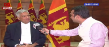 DD NEWS EXCLUSIVE: Interview with PM of Sri Lanka Ranil Wickremesinghe