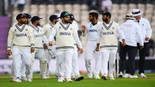 Team India off to Durham; Two members test positive