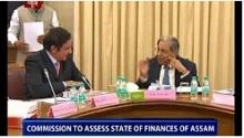 15th Finance Commission to visit Assam from 25th-27th April