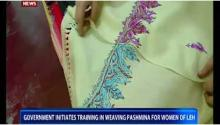 Pashmina gets a new lease of life