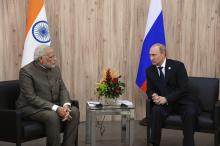 India & Russia stress on international cooperation fighting COVID-19