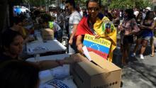 Venezuela votes to fix support for Maduro