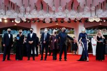 Venice Film Festival opens with strict safety measures