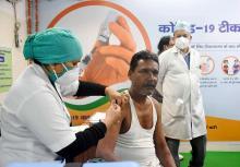 MP: Nearly 12 lakh people vaccinated during Tika Utsav