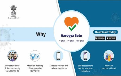 Record number of 15 crore people downloaded Aarogya Setu App