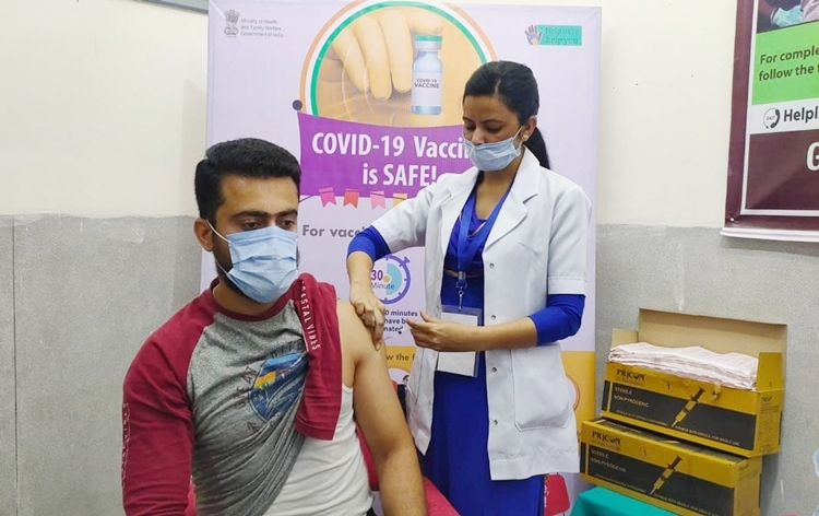 Over 18 crore 44 lakh COVID vaccine doses administered to beneficiaries so far