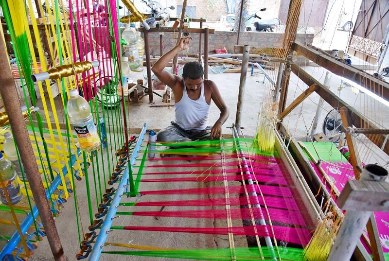 National Handloom Day is being observed today
